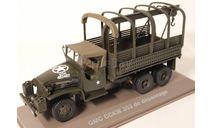 GMC CCKW 353 армейский грузовик, масштабные модели бронетехники, 1:43, 1/43