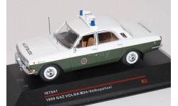 ГАЗ- 24 ВОЛГА 'Полиция ГДР', масштабная модель, IST Models, 1:43, 1/43