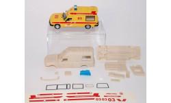 кит ГАЗ-3310 САМОТЛОР, сборная модель автомобиля, Конверсии мастеров-одиночек, scale43