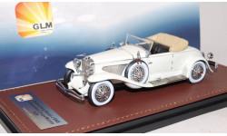 DUESENBERG J Convertible Coupe Murphy 1929 Creme, масштабная модель, scale43