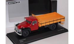 CHEVROLET 6400 (1949), dark red / orange, масштабная модель, scale43