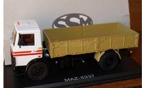 МАЗ 5337 бортовой Автоэкспорт, масштабная модель, Start Scale Models (SSM), scale43