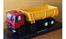МАЗ-6516 самосвал U-образный кузов,, масштабная модель, Start Scale Models (SSM), scale43