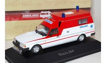VOLVO 264 GL 'Dutch Ambulance', масштабная модель, Наш Автопром, 1:43, 1/43