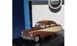 ROLLS ROYCE Silver Cloud Hooper Empress 1955 Brown/Cream, масштабная модель, Oxford, scale43, Rolls-Royce