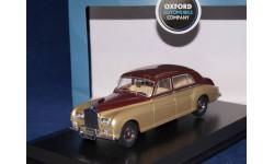 ROLLS ROYCE Phantom V James Young 1962 Burgundy/Silversand, масштабная модель, Oxford, scale43, Rolls-Royce