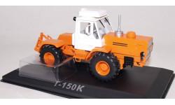 Т-150К трактор первого поколения, масштабная модель, Тракторы. История, люди, машины. (Hachette collections), scale43