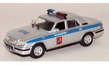 ГАЗ-31105 'ВОЛГА' милиция, масштабная модель, Конверсии мастеров-одиночек, scale43