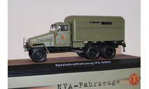 IFA G5KO Spezialkraftfahrzeug, серия NVA-Fahrzeuge, масштабная модель, Tatra, 1:43, 1/43