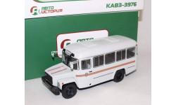 КАВЗ-3976 МЧС, масштабная модель, Наш Автопром, scale43