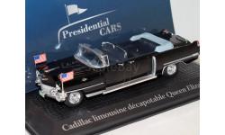 CADILLAC Eldorado Parade президента США Dwight Eisenhower 1953, масштабная модель, scale43