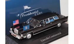 LINCOLN Continental Limousine президента США Рональда Рейгана 1981, масштабная модель, 1:43, 1/43