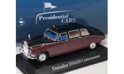 DAIMLER DS420 Limosine (королевы Великобритании) 1970, масштабная модель, Citroën, 1:43, 1/43
