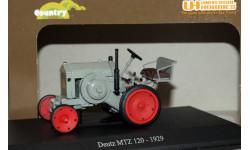 Deutz MTZ 120-1929, масштабная модель трактора, Universal Hobbies (сельхозтехника), 1:43, 1/43