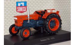 Someca 750-1974, масштабная модель трактора, Universal Hobbies (сельхозтехника), scale43