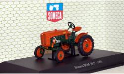 Someca SOM 20D - 1958, масштабная модель трактора, Universal Hobbies (сельхозтехника), 1:43, 1/43