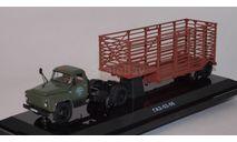 ГАЗ-52-06 тягач с полуприцепом, масштабная модель, ЗИЛ, DiP Models, 1:43, 1/43