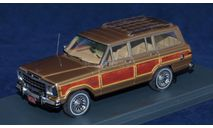 Jeep Grand Wagoneer, масштабная модель, Neo Scale Models, 1:43, 1/43