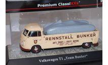 Volkswfgen T1'Team Bunker', масштабная модель, Volkswagen, Premium Classixxs, scale43
