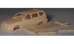 Кит ВАЗ-2111 универсал, сборная модель автомобиля, Конверсии мастеров-одиночек, scale43