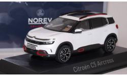 CITROEN C5 Aircross (кроссовер) 2018, масштабная модель, scale43