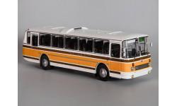ЛАЗ 699Р бело-жёлтый, масштабная модель, Classicbus, 1:43, 1/43