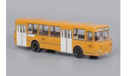Масштабная модель 677М 3-й Автобусный парк, масштабная модель, ЛиАЗ, Classicbus, 1:43, 1/43