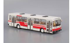 Масштабная модель 5256 бело-красный Classicbus, масштабная модель, ЛиАЗ, 1:43, 1/43