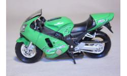Kawasaki Ninja ZX-12R, 1:18, Welly