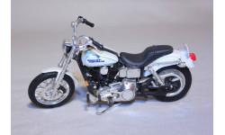 Harley-Davidson 3, 1:18, Maisto
