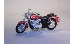 Kawasaki 02 Vulcan 1500 Classic, 1:18, Welly