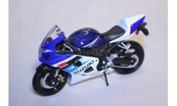 Suzuki GSX-R750, 1:18, Bburago