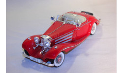 Mersedes-Benz 500 K Typ Speacialroadster 1936, 1:18, Maisto