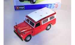 Land Rover 1971, 1:25, Bburago