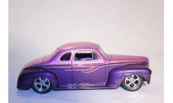 Plymouth 1941, 1:18, Road signature