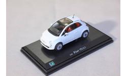 Fiat 500, 1:43, Cararama