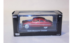 Mercury Coupe 1949, 1:43, Motormax, масштабная модель, 1/43