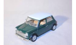 Mini Cooper 1969 Italy, 1:16, Bburago, масштабная модель, 1/16