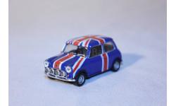 Mini Cooper GB, 1:43, Cararama