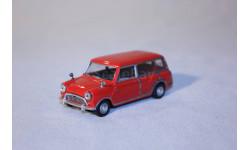 Mini Van, 1:43, Cararama