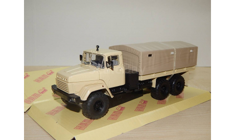 Краз 260 тент 1989-1994, масштабная модель, 1:43, 1/43, Наш Автопром