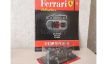 Ferrari F430 Spider, журнальная серия Ferrari Collection (GeFabbri), scale43