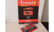 Ferrari 330 P4, журнальная серия Ferrari Collection (GeFabbri), scale43