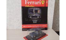 Ferrari 250 GTB SWB, журнальная серия Ferrari Collection (GeFabbri), scale43