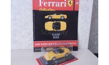 Ferrari 550 Barchetta, журнальная серия Ferrari Collection (GeFabbri), scale43