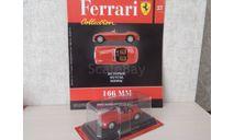 Ferrari 166 MM, журнальная серия Ferrari Collection (GeFabbri), scale43