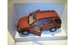 Mercedes ML320 коричневый