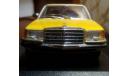 Mercedes 450SEL 6.9 1974  желтый Minichamps, масштабная модель, Mercedes-Benz, 1:43, 1/43