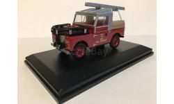 Land Rover 88 British Rail Fire Appliance 1:43 Oxford