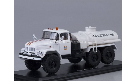 ЗИЛ-131 АЦ-4,0 (131), МЧС, масштабная модель, 1:43, 1/43, Start Scale Models (SSM)